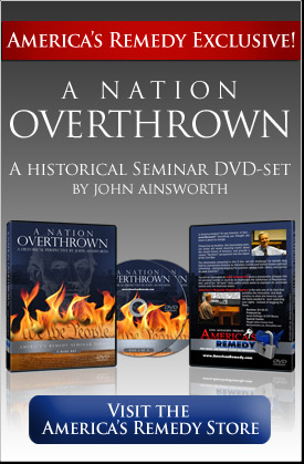 A Nation Overthrown Historical Seminar DVD Set